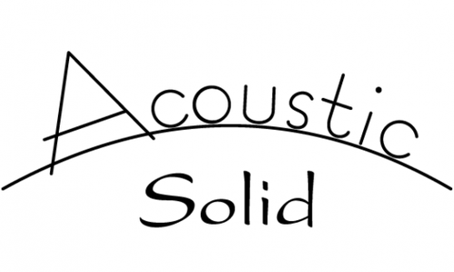 Logo Acoustic Solid