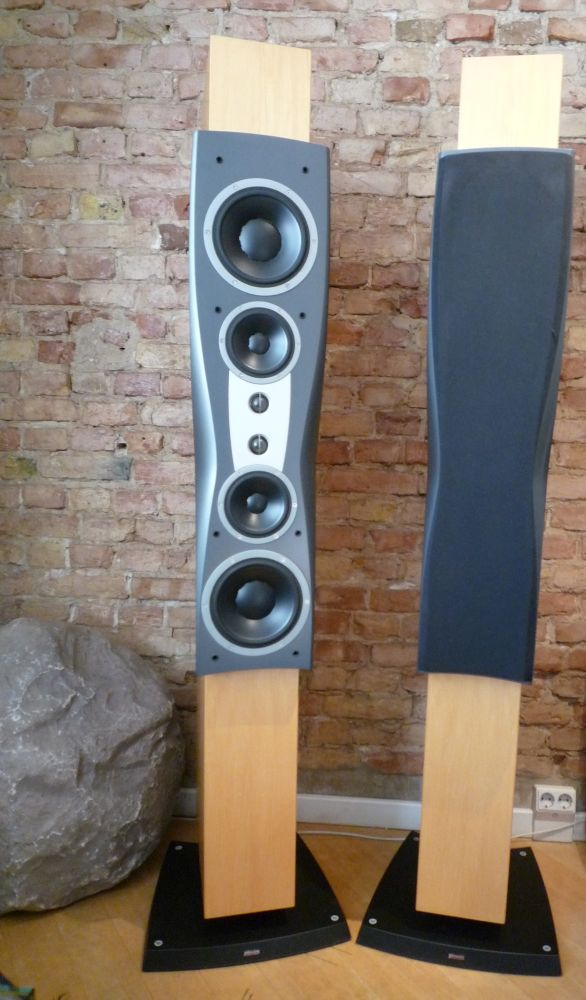 HIFIplay - Ihr HiFi- und High End-Spezialist in Berlin: Dynaudio Confidence C4
