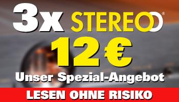 STEREO Kurzzeit-Abo