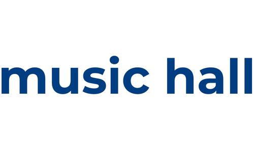 Logo music hall