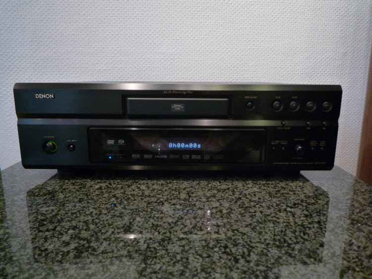 HIFIplay - Ihr HiFi und High End Spezialist in Berlin - DVD-Player Denon DVD-3910