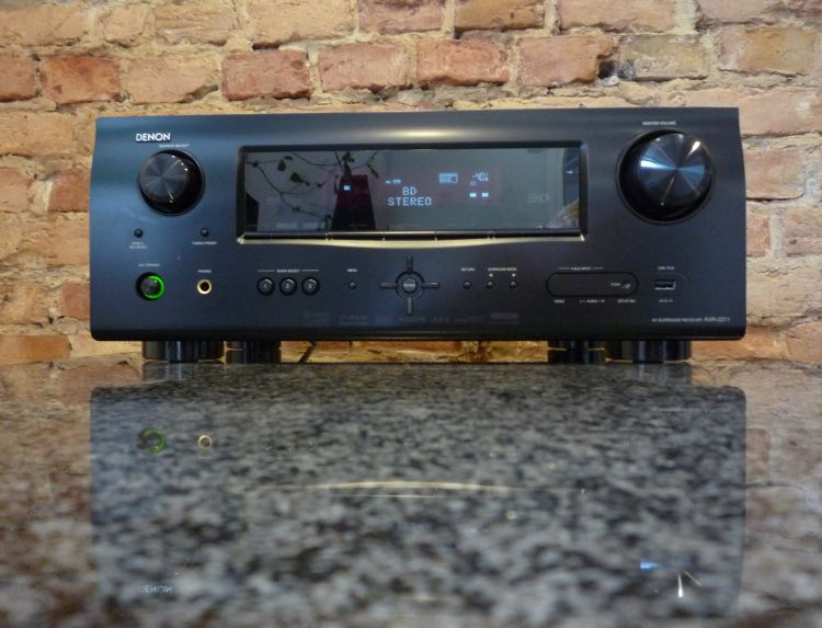 HIFIplay - Ihr HiFi und High End Spezialist in Berlin - Denon AVR 2311