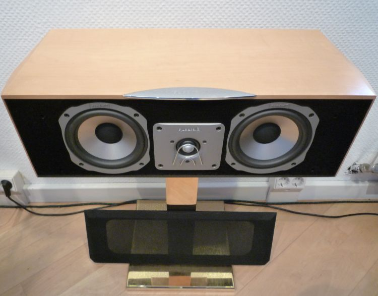 HIFIplay - Ihr HiFi und High End Spezialist in Berlin - Quadral Base Mk II Center Speaker