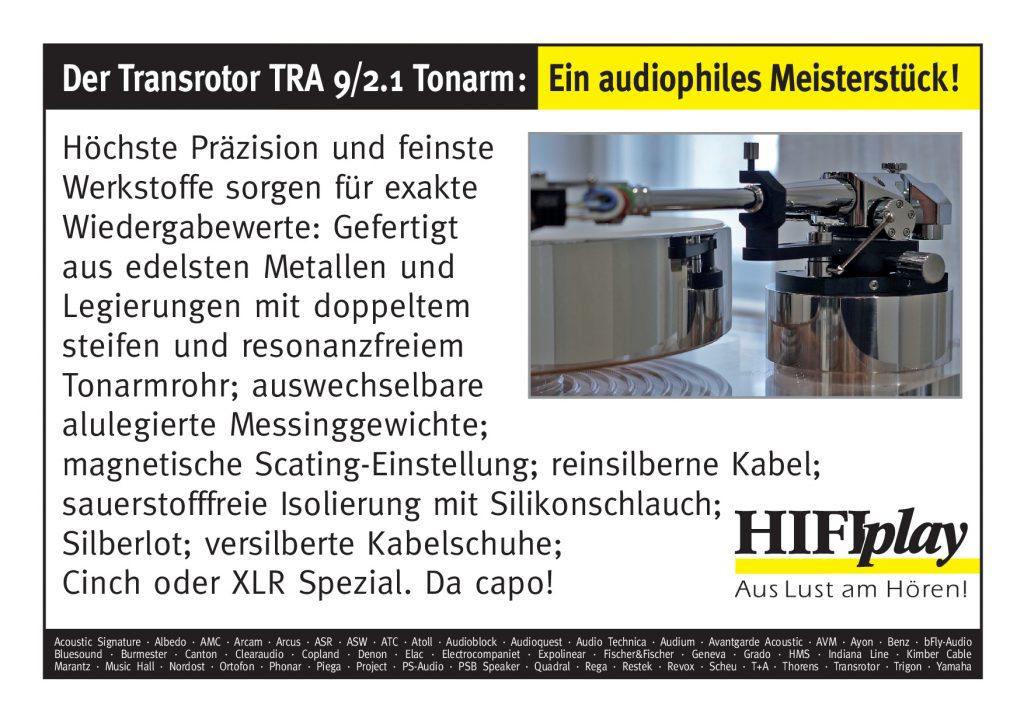 Transrotor TRA 9-2.1_Fenster